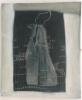 Communion dress laid out 70 x60cm oil on canvas