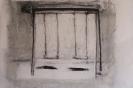 Empty swings, Adeia kounia II, 34 x 42 cm