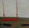 Red swing, kokkini kounia, 40x40ek, ladi se xilo